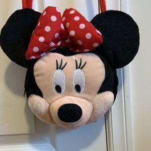 Minnie Mouse- Disney crossbody purse